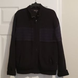 MENS SWEATER JACKET